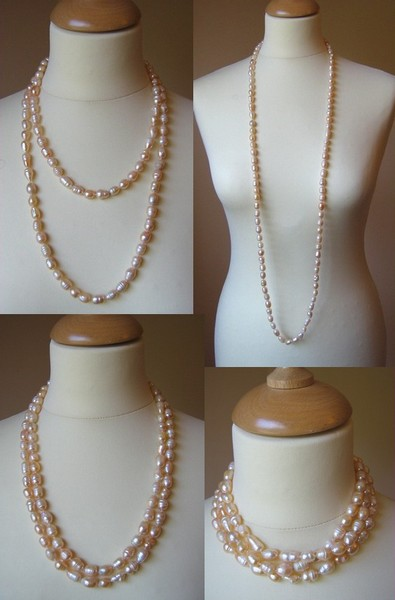 5b2d7309196d Nunca son Demasiadas Perlas – Elegante a la par que discreta