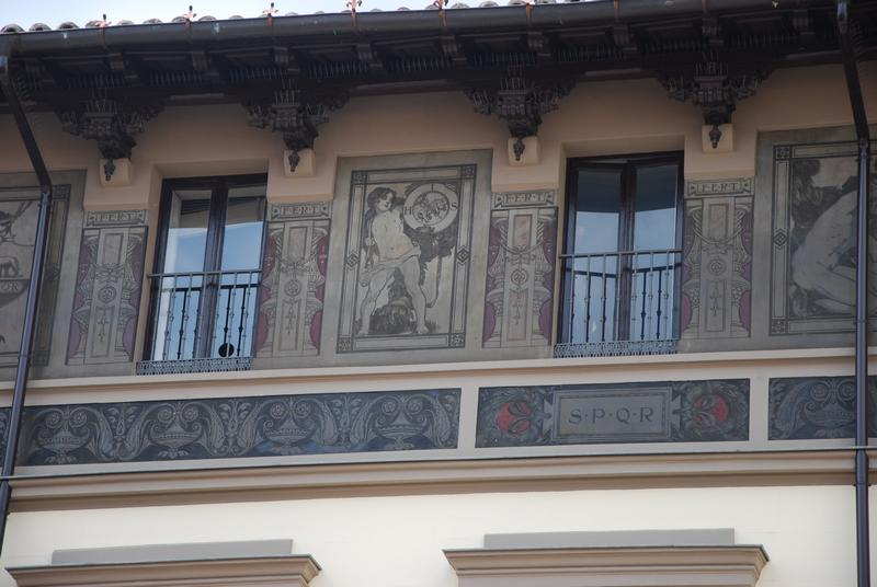 Primavera en madrid elegante a la par que discreta for Instituto italiano de cultura madrid