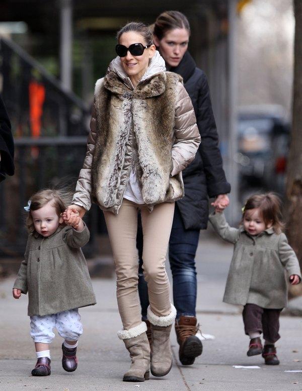 Ropa de abrigo en nueva york
