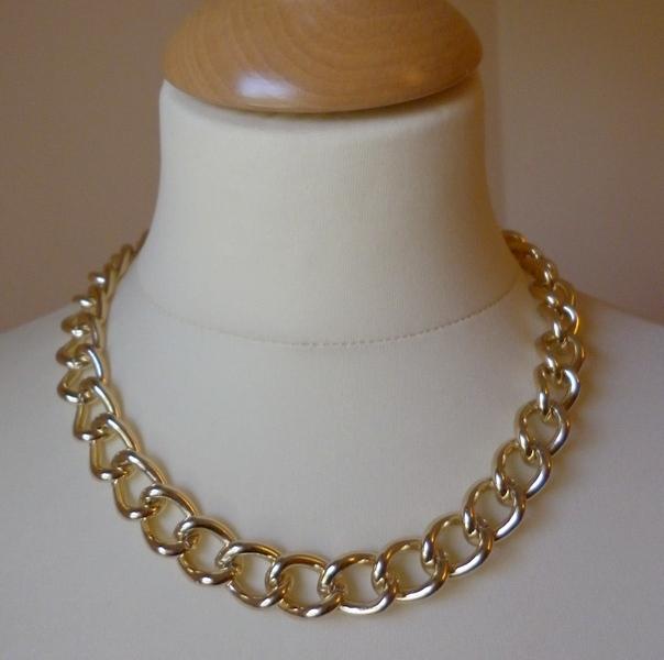 Collar cadena stradivarius
