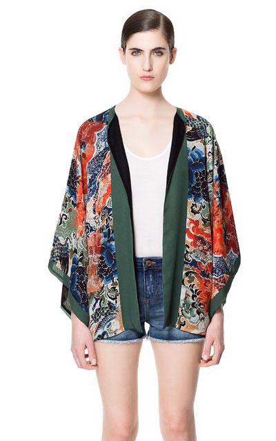 Kimonos Fashion Trend