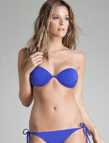 Bikini sin tirantes sin cuerdas