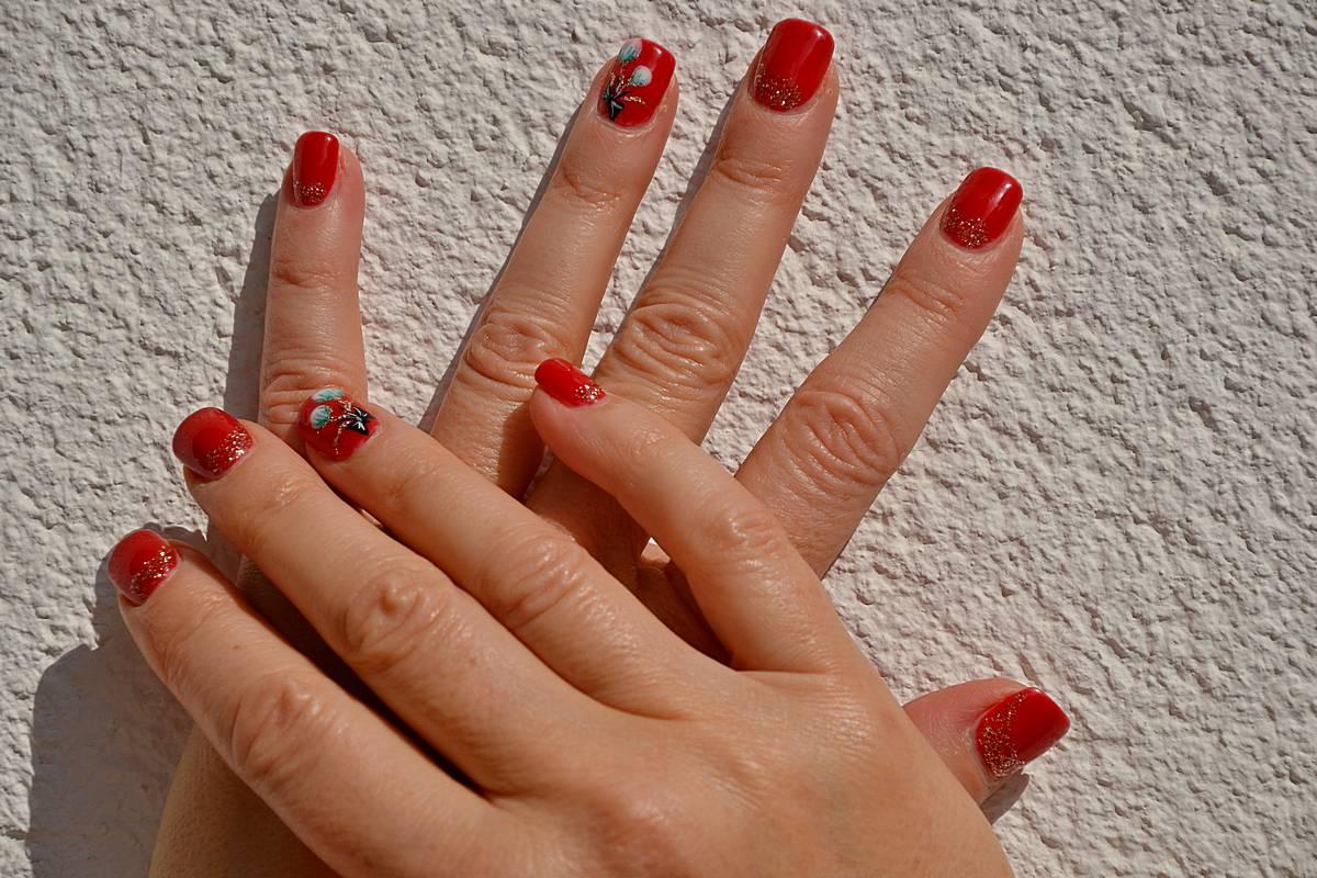 Sorteo de Manicura de Uñas de Gel en IVAIDAN – Elegante a la par que ...