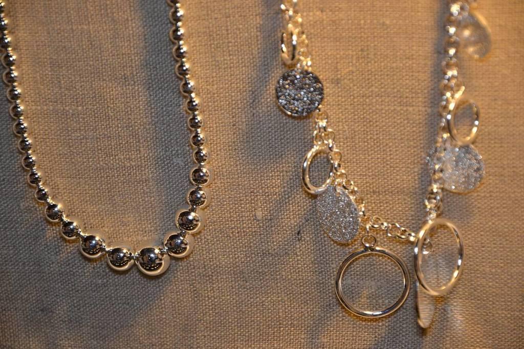 Collares de plata de Piccola Chic