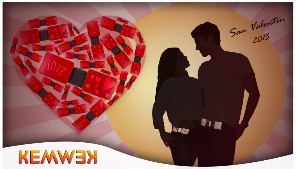 KEMWEK por San Valentín