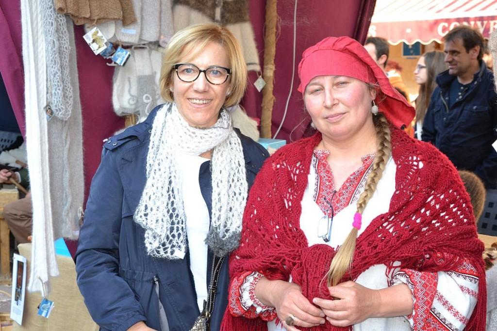 EPD y Tatiana Andreeva