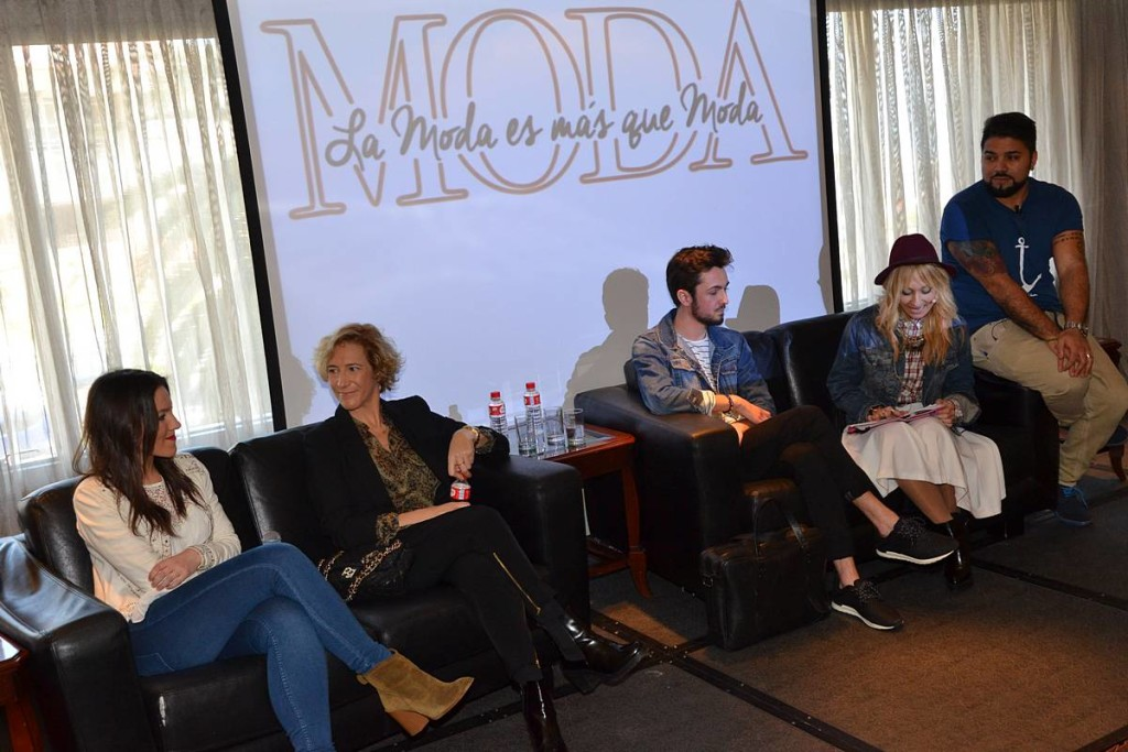 EPD en el Encuentro La moda es más que moda