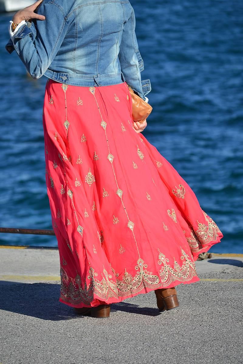 3df059932 Faldas Indias Mujer | Wig Elegance