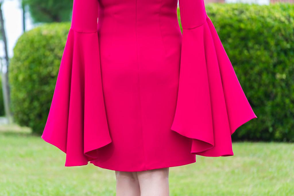 Vestido Rosa de Punto y Aparte 06
