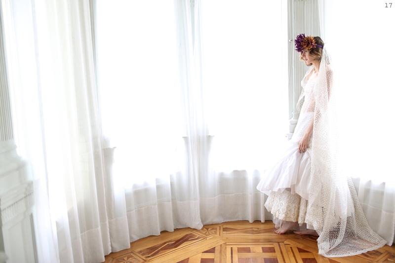 Colección Magdalena Vintage, Fotografía Belén de Benito, Modelo Laura Cosmea 02