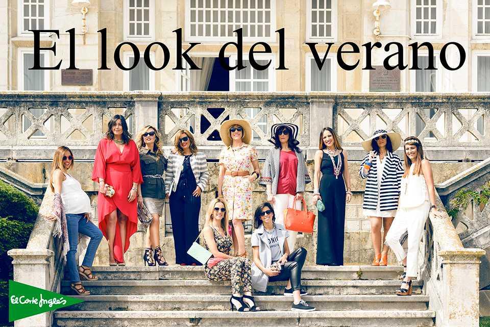 Bloggers de Cantabria. Look del Verano, El Corte Inglés 1