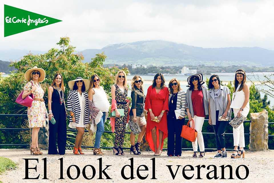 Bloggers de Cantabria. Look del Verano, El Corte Inglés 2