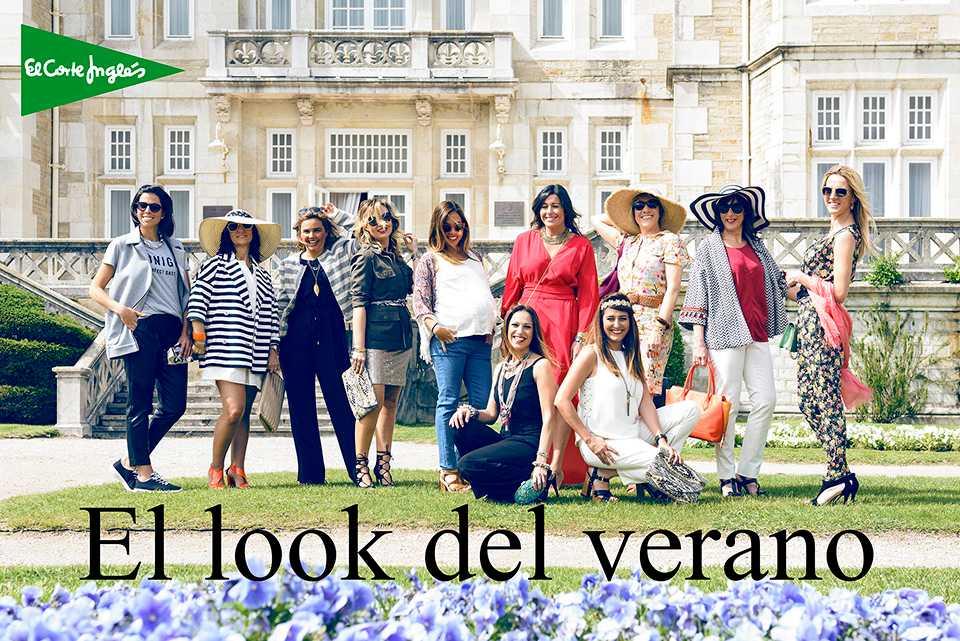 Bloggers de Cantabria. Look del Verano, El Corte Inglés 3