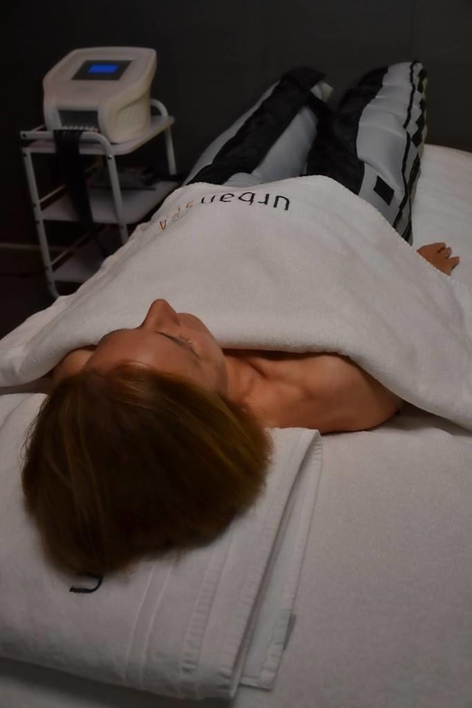 Presoterapia en Urban Spa 02