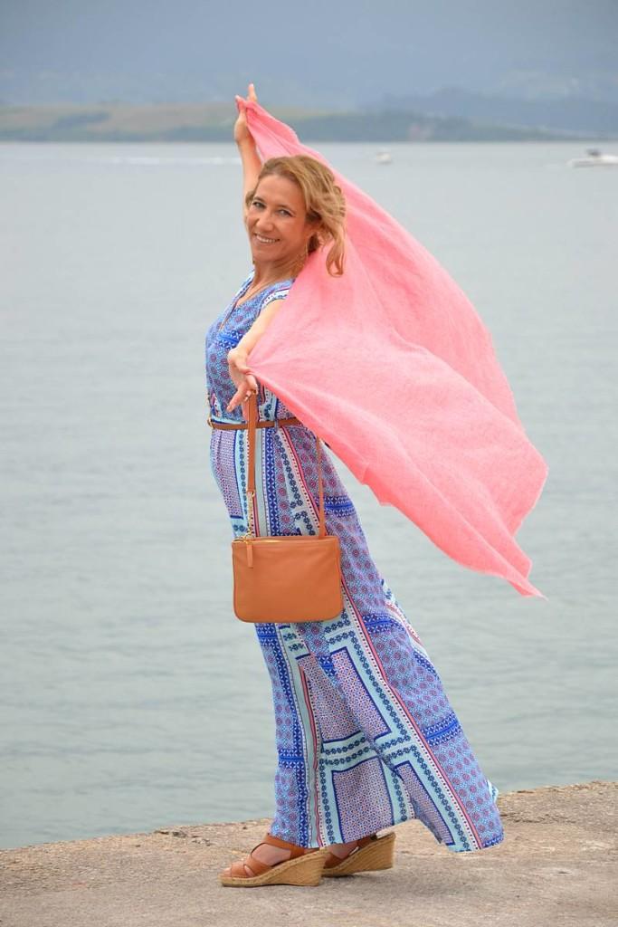 EPD como Meryl Streep en Mamma Mia 01