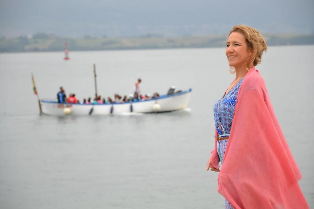 EPD como Meryl Streep en Mamma Mia 04