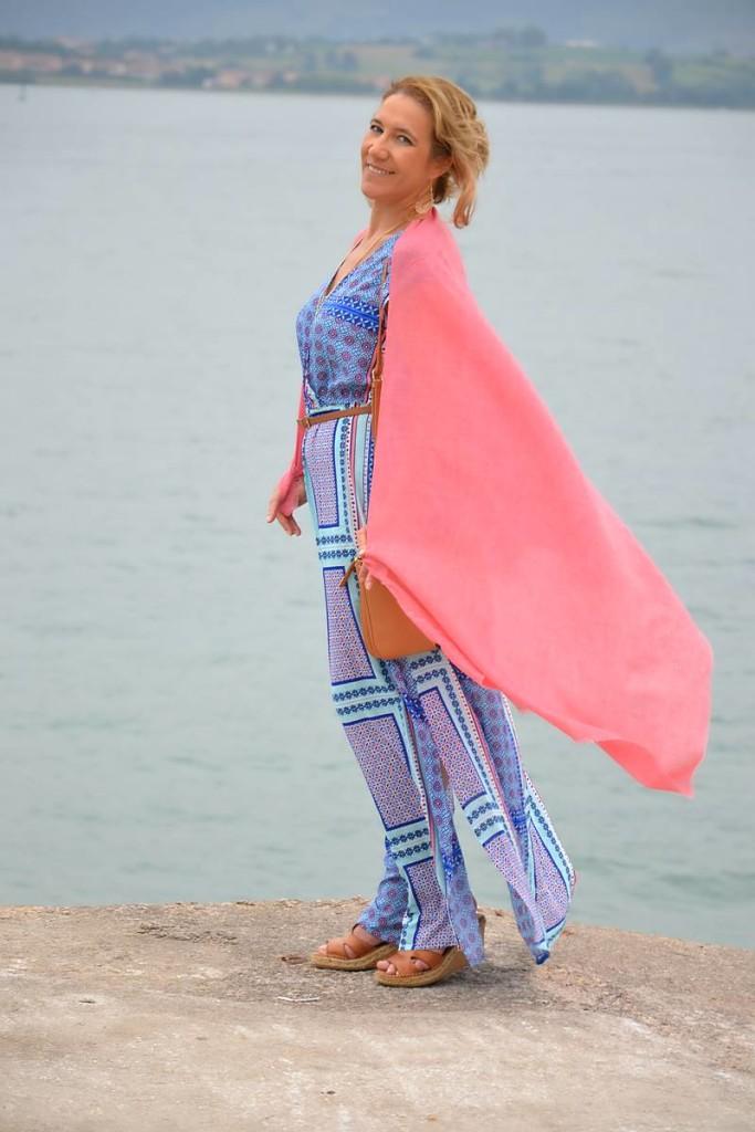 EPD como Meryl Streep en Mamma Mia 06