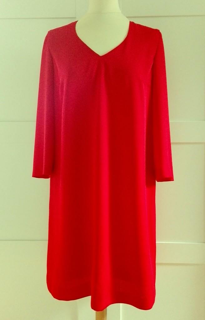 Vestido rojo EPD 01