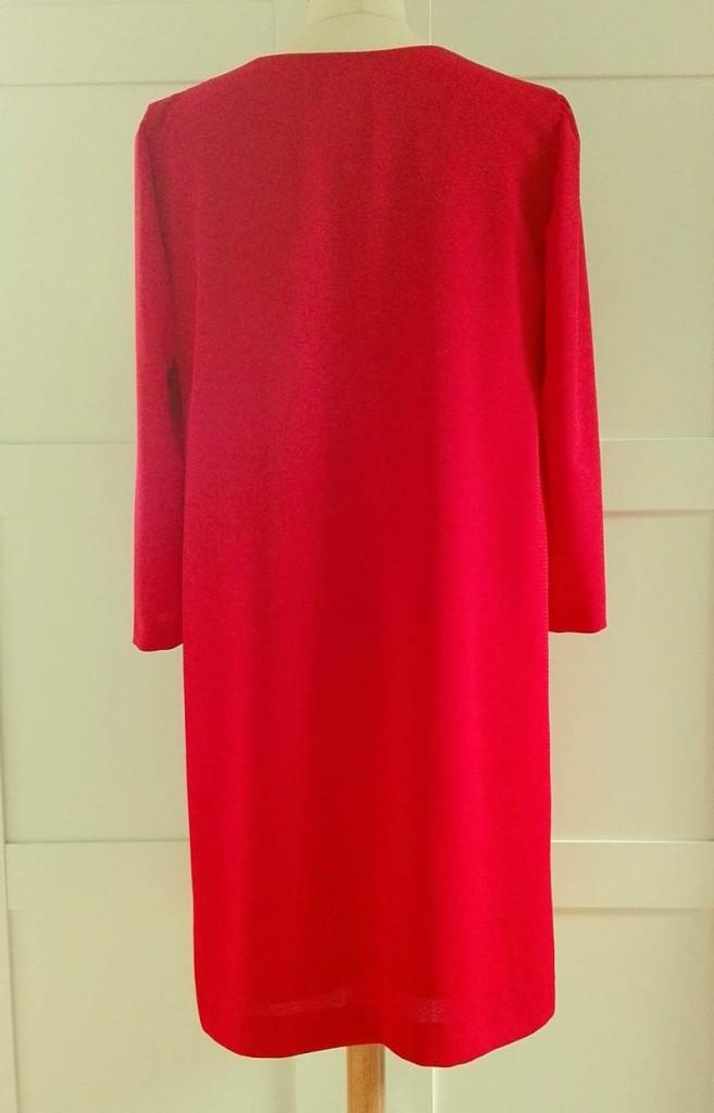Vestido rojo EPD 02