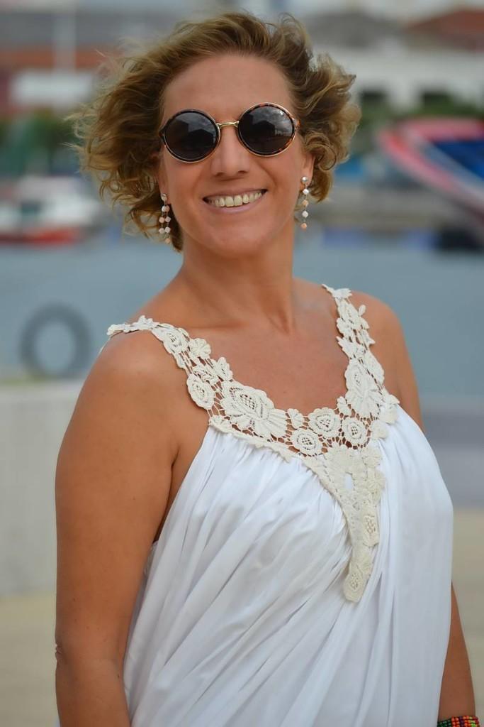 Vestido Blanco Largo 03
