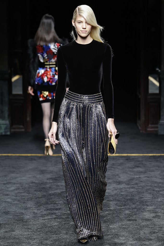 Tendencia Brillante Balmain