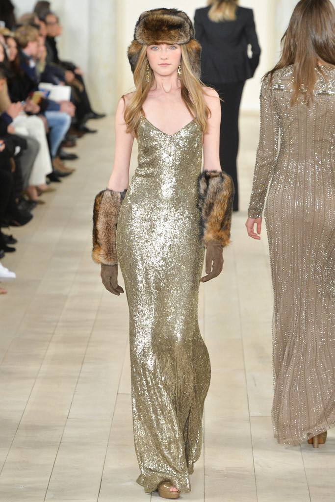 Tendencia Brillante Ralph Lauren