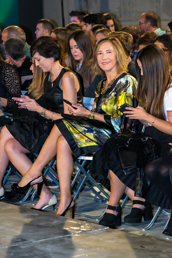 EPD en la Gala de la VII Muestra de Jóvenes Diseñadores Cantabria 2015