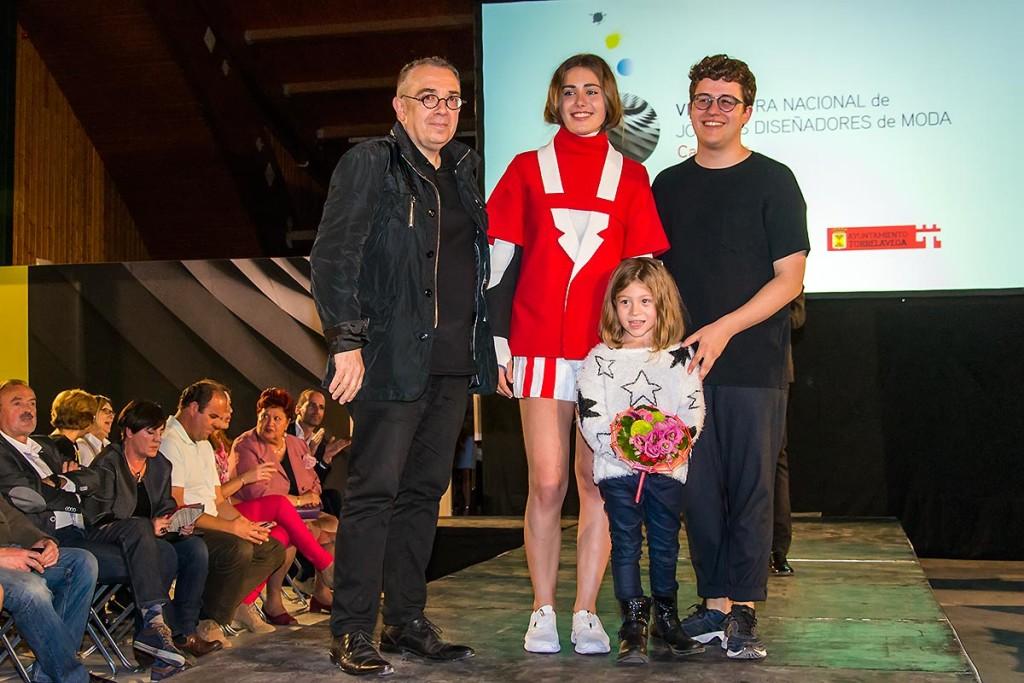 JAvier Zunzunegui, Segundo Premio y Joven Valor Cántabro