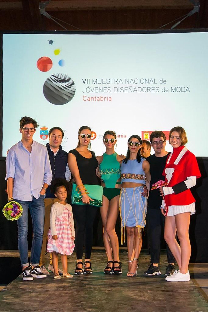 Ganadores de la VII Muestra Jóvenes Diseñadores Cantabria