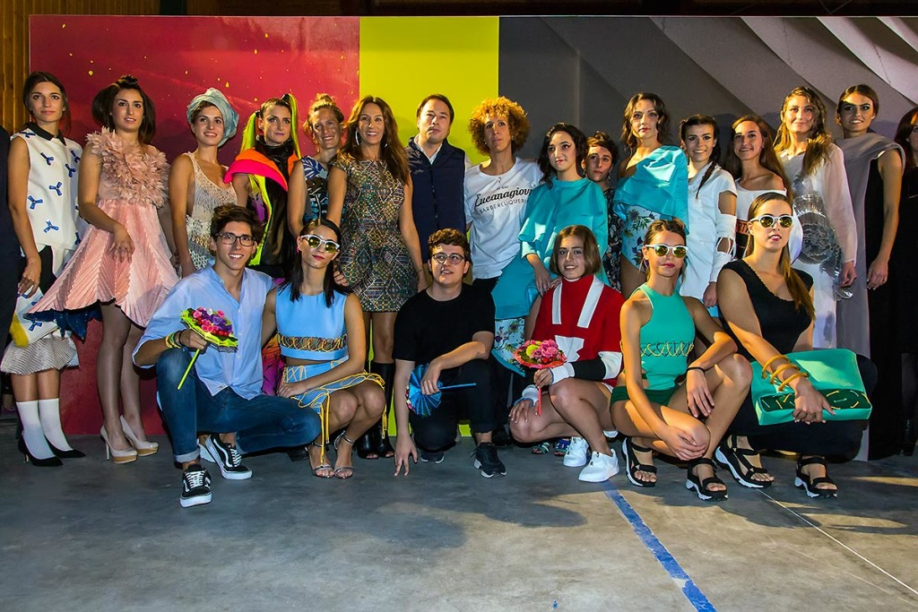 Participantes VII Muestra Jóvenes Diseñadores Cantabria