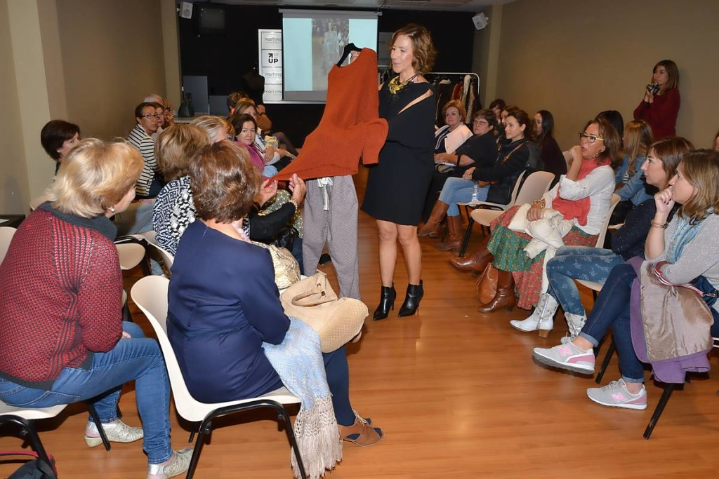 Fashion Week Marisma Zona Coolto punto XL