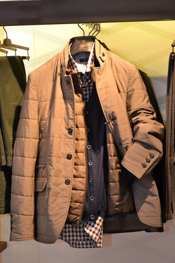Florentino, chaqueta