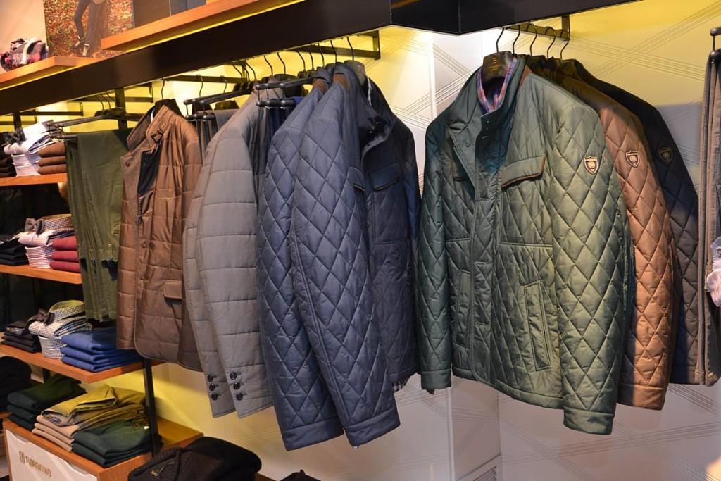 Florentino, chaquetas guateadas