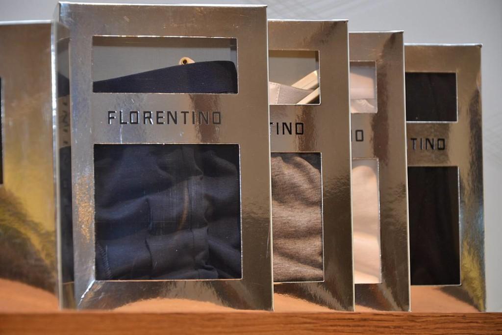 Florentino, ropa interior