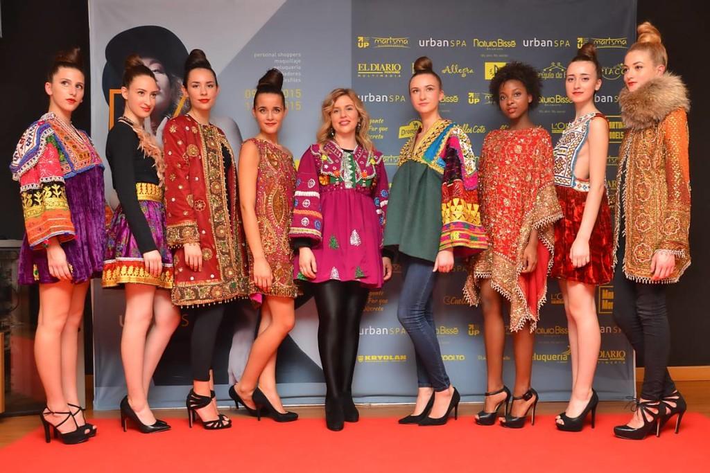 Fashion Week Marisma. Desfile Allegra 01