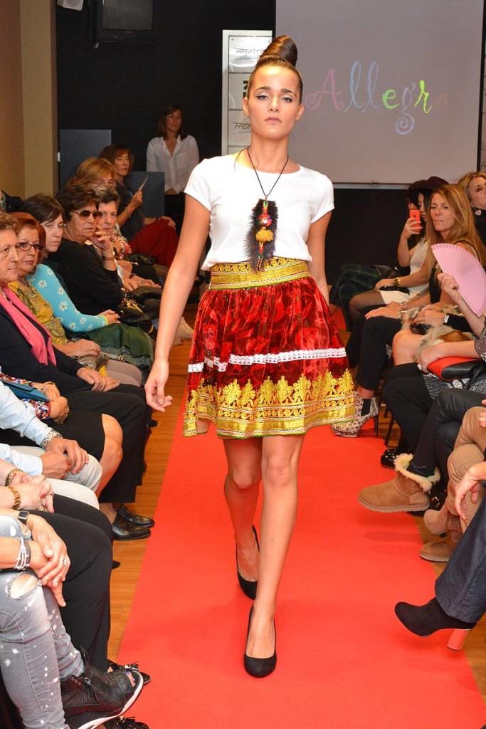 Fashion Week Marisma. Desfile Allegra 04
