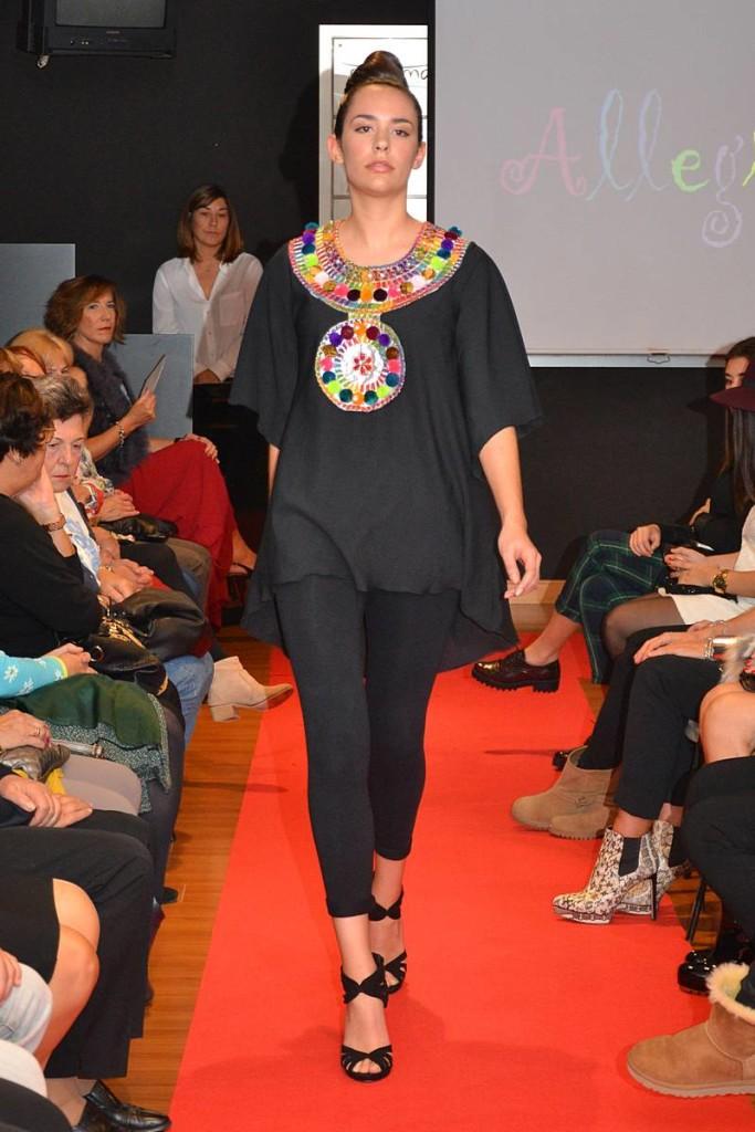 Fashion Week Marisma. Desfile Allegra 05