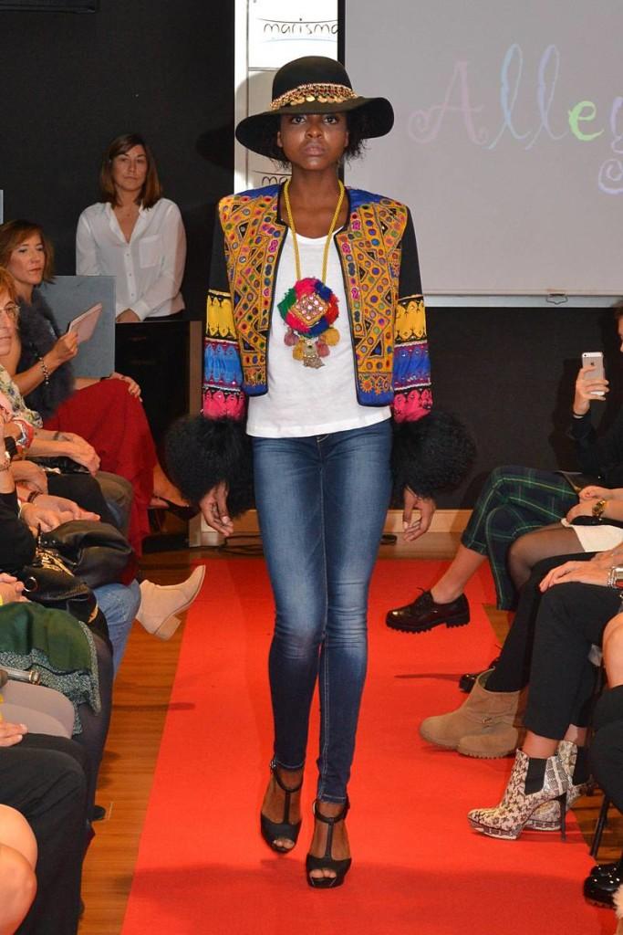 Fashion Week Marisma. Desfile Allegra 06