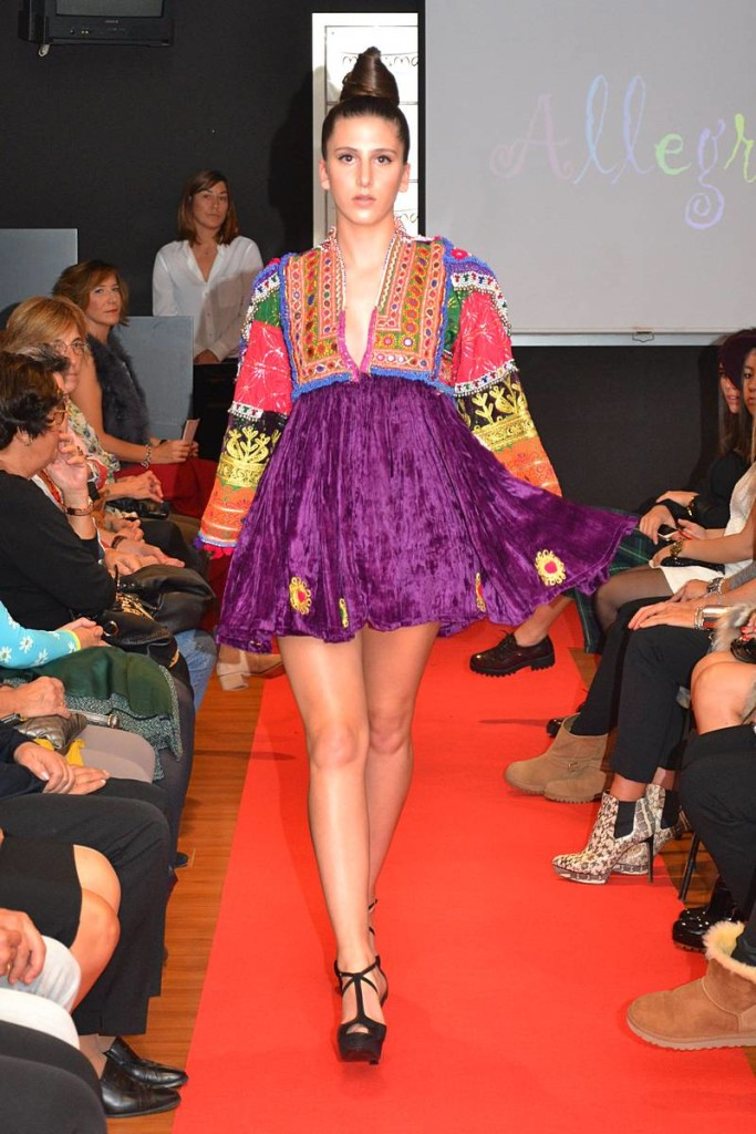 Fashion Week Marisma. Desfile Allegra 07
