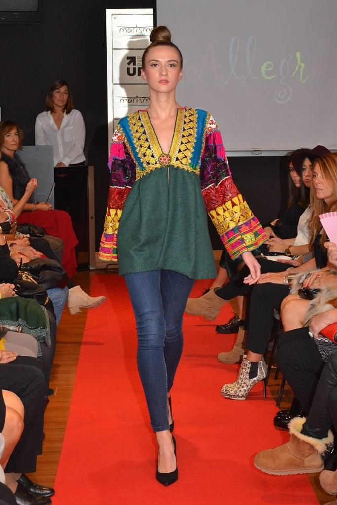 Fashion Week Marisma. Desfile Allegra 08