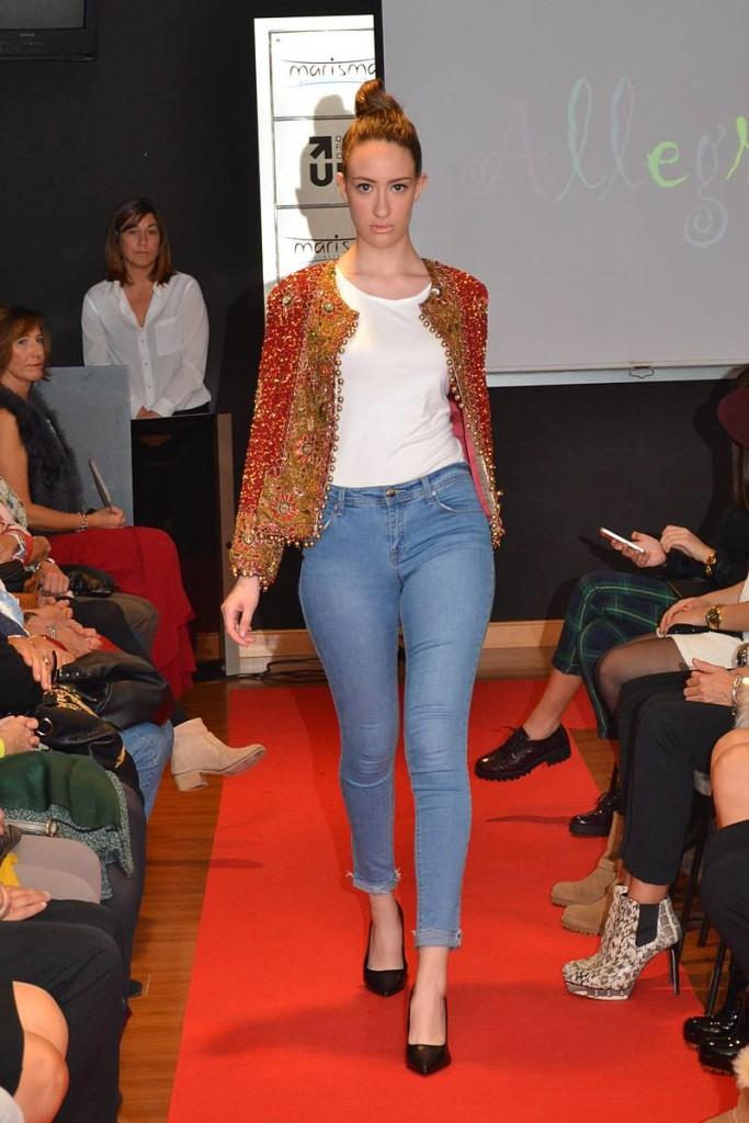 Fashion Week Marisma. Desfile Allegra 09