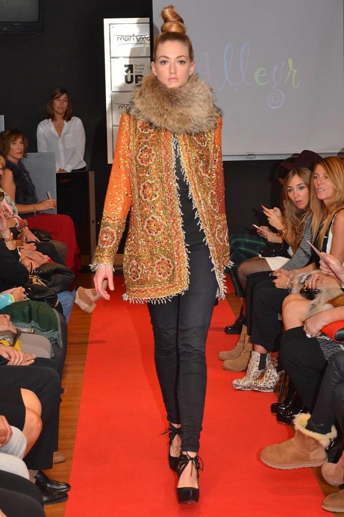 Fashion Week Marisma. Desfile Allegra 10