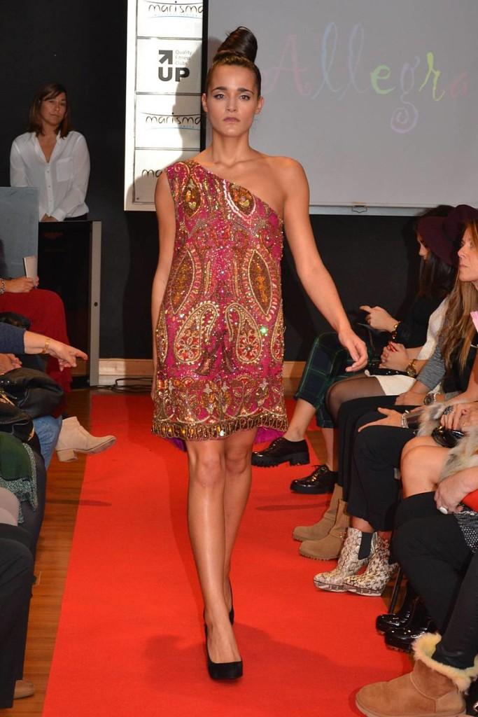 Fashion Week Marisma. Desfile Allegra 11