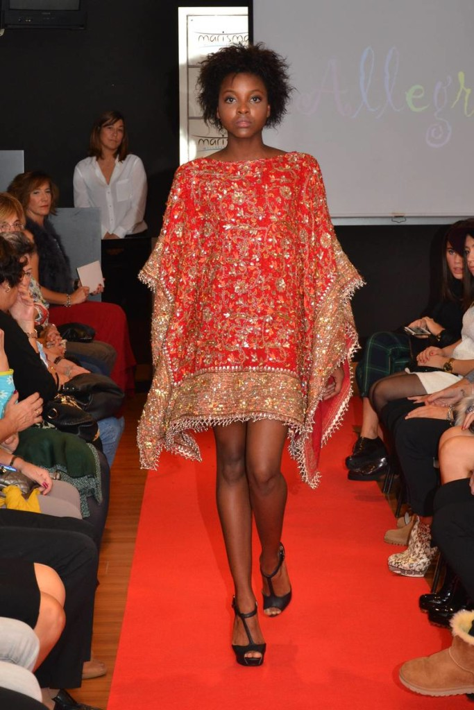 Fashion Week Marisma. Desfile Allegra 12