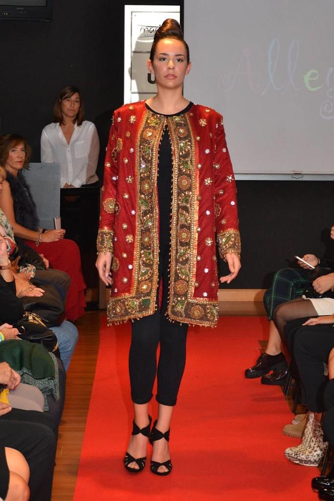 Fashion Week Marisma. Desfile Allegra 13