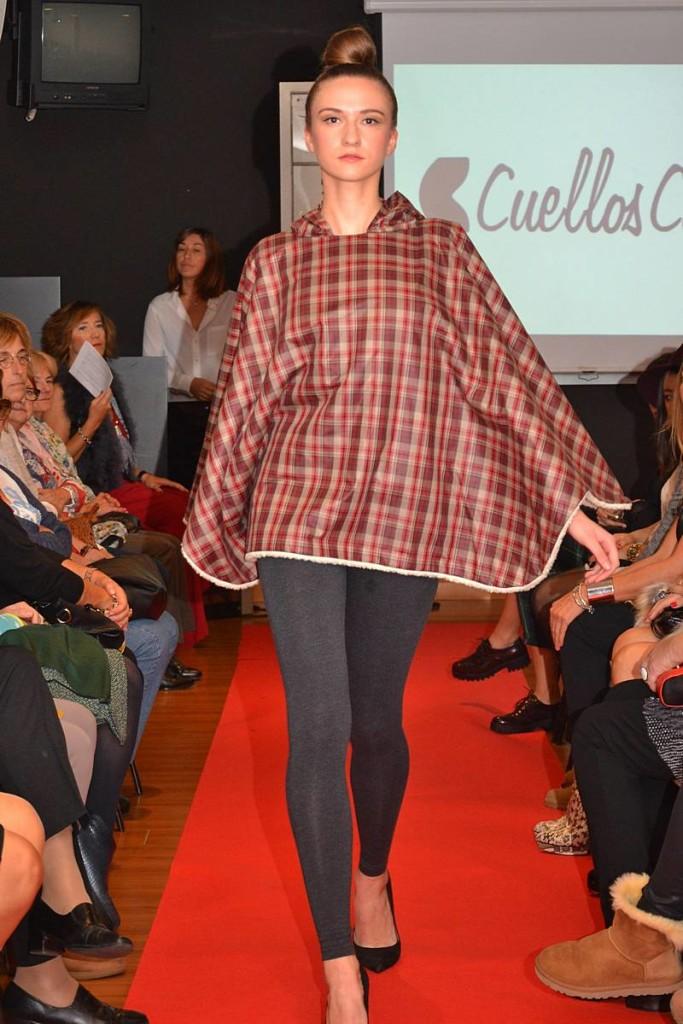 Fashion Week Marisma. Desfile de Cuellos Cote 01