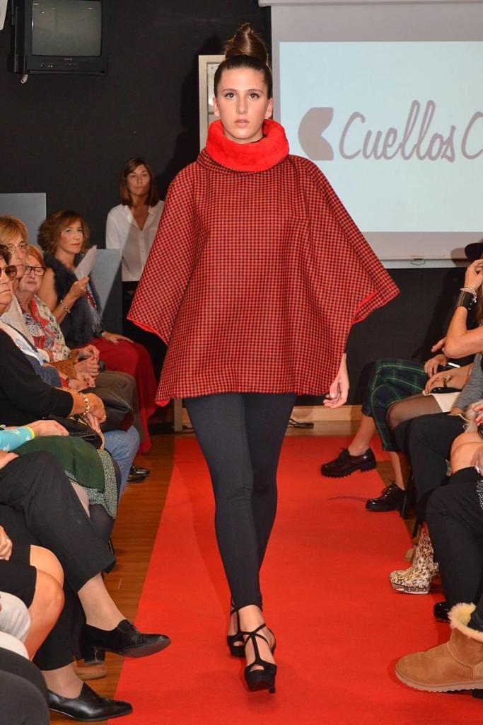 Fashion Week Marisma. Desfile de Cuellos Cote 04