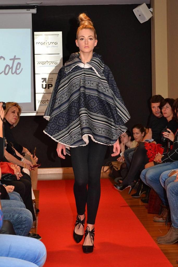 Fashion Week Marisma. Desfile de Cuellos Cote 06