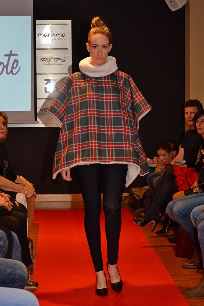 Fashion Week Marisma. Desfile de Cuellos Cote 07