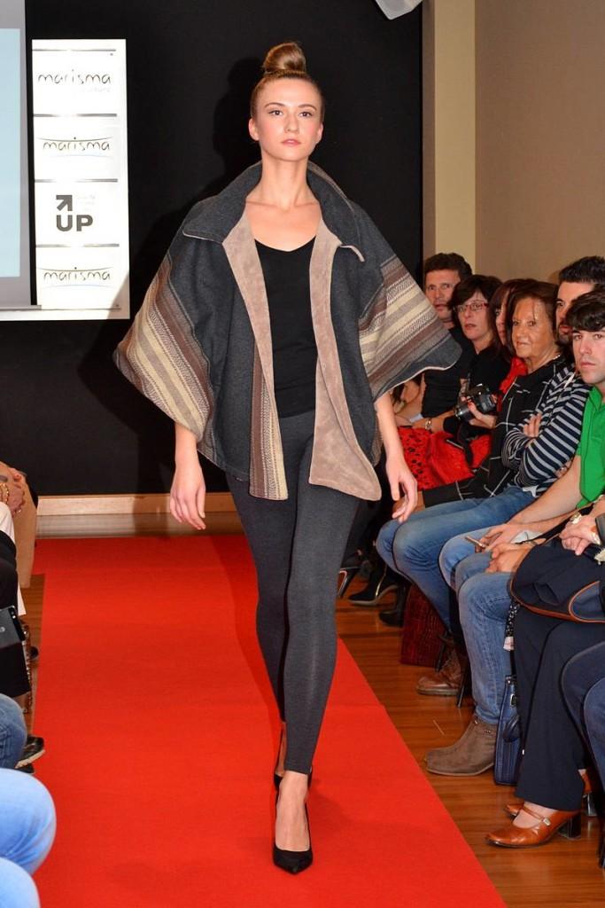 Fashion Week Marisma. Desfile de Cuellos Cote 09